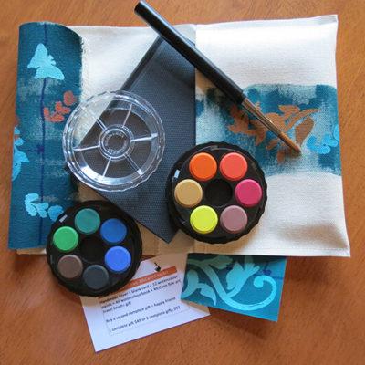 #19 Watercolour kit