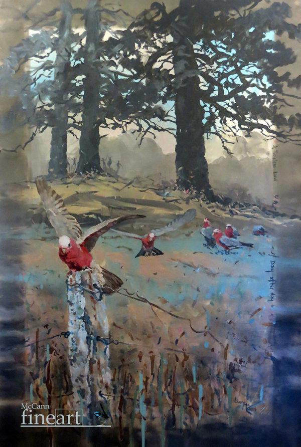 #12 Tea Towel 500 x 700 mm 100% cotton, original artwork