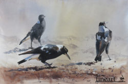 """May 2021 Workshop 1 – """"Your own subject in Watercolours"""""""