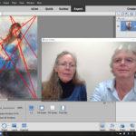 Online Art Classes 4 x 1 hour meetings August 2021