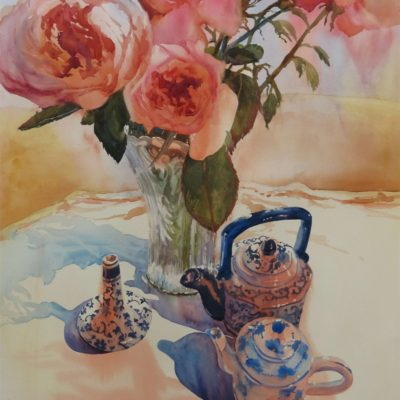 Lucy McCann A Gift of Roses