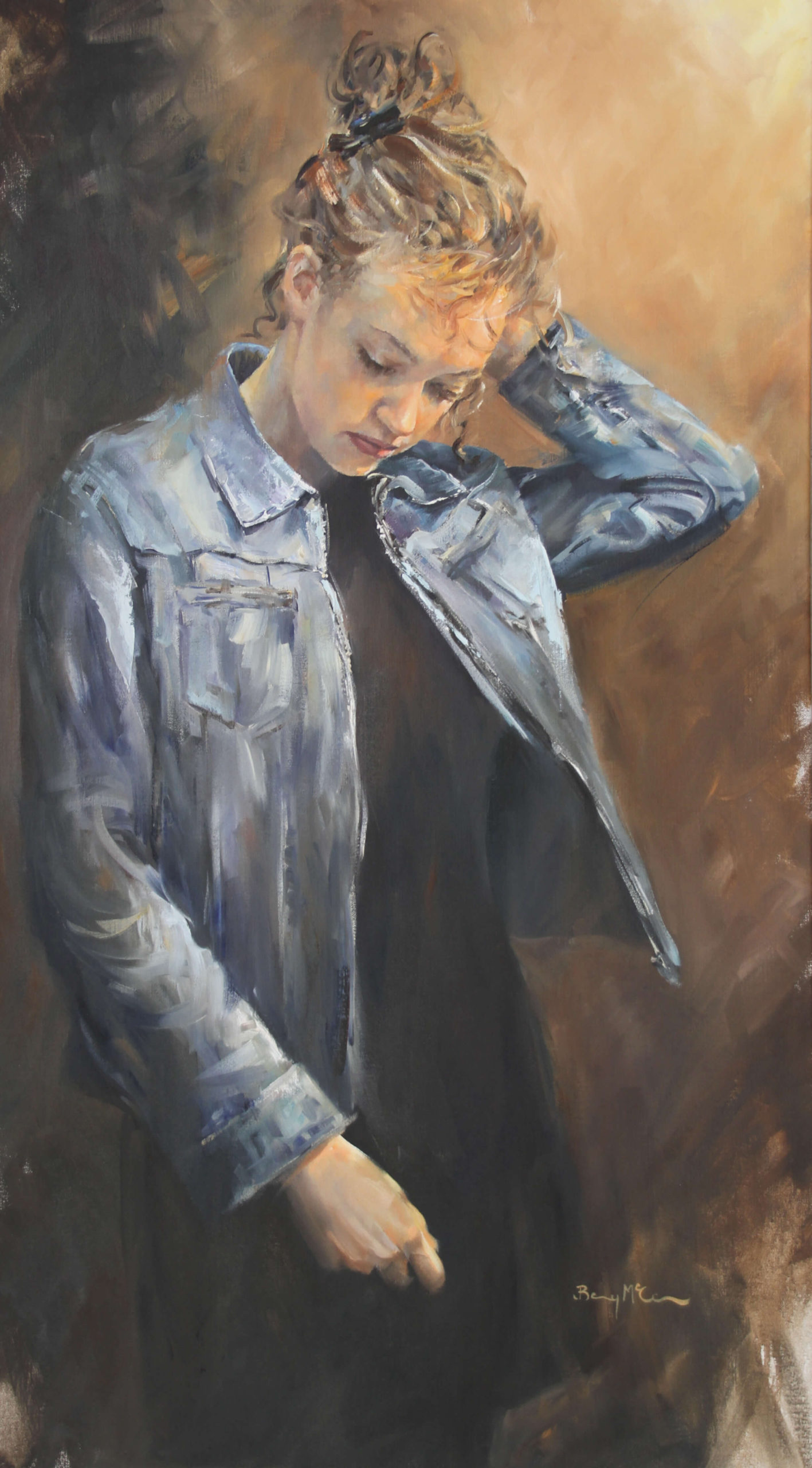 Barry McCann Jeans Jacket